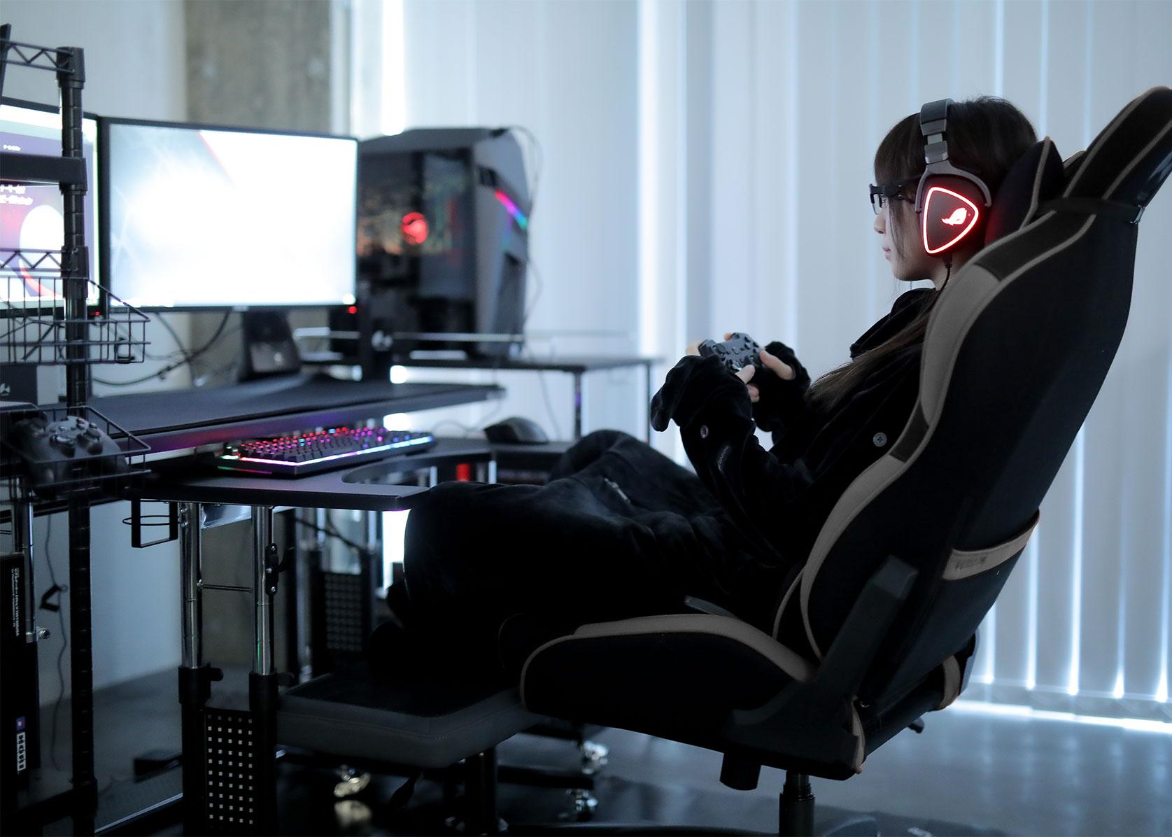 """Gaming Suit """"Ninja Onesie"""" HFD-4G gallery"""