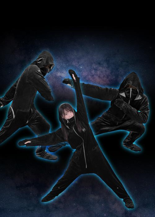"""Gaming Suit """"Ninja Onesie"""" HFD-4G"""