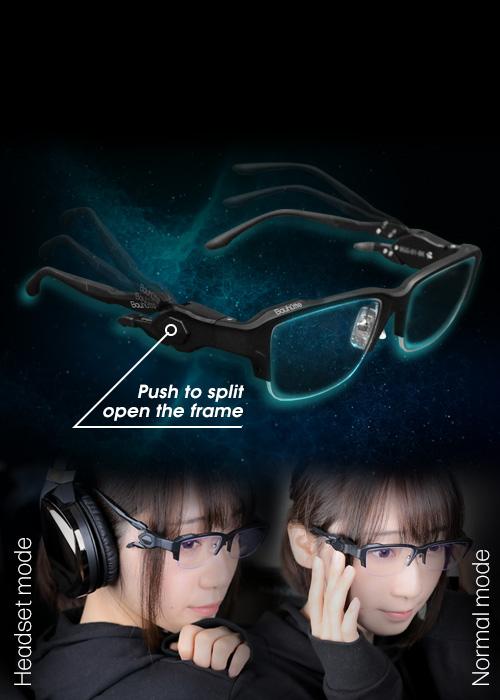Gaming Glasses BGG-01