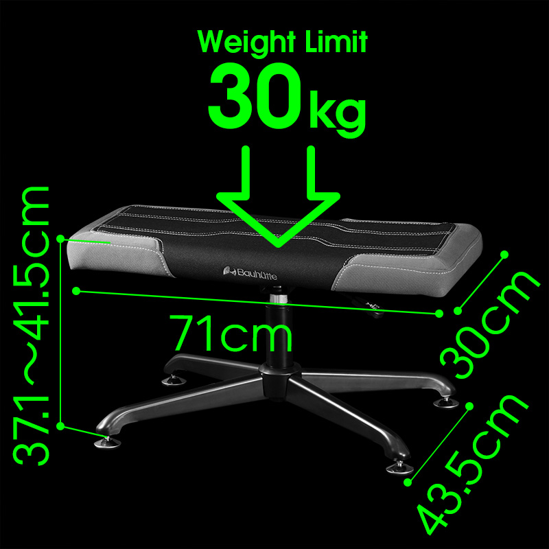 尺寸和重量限制