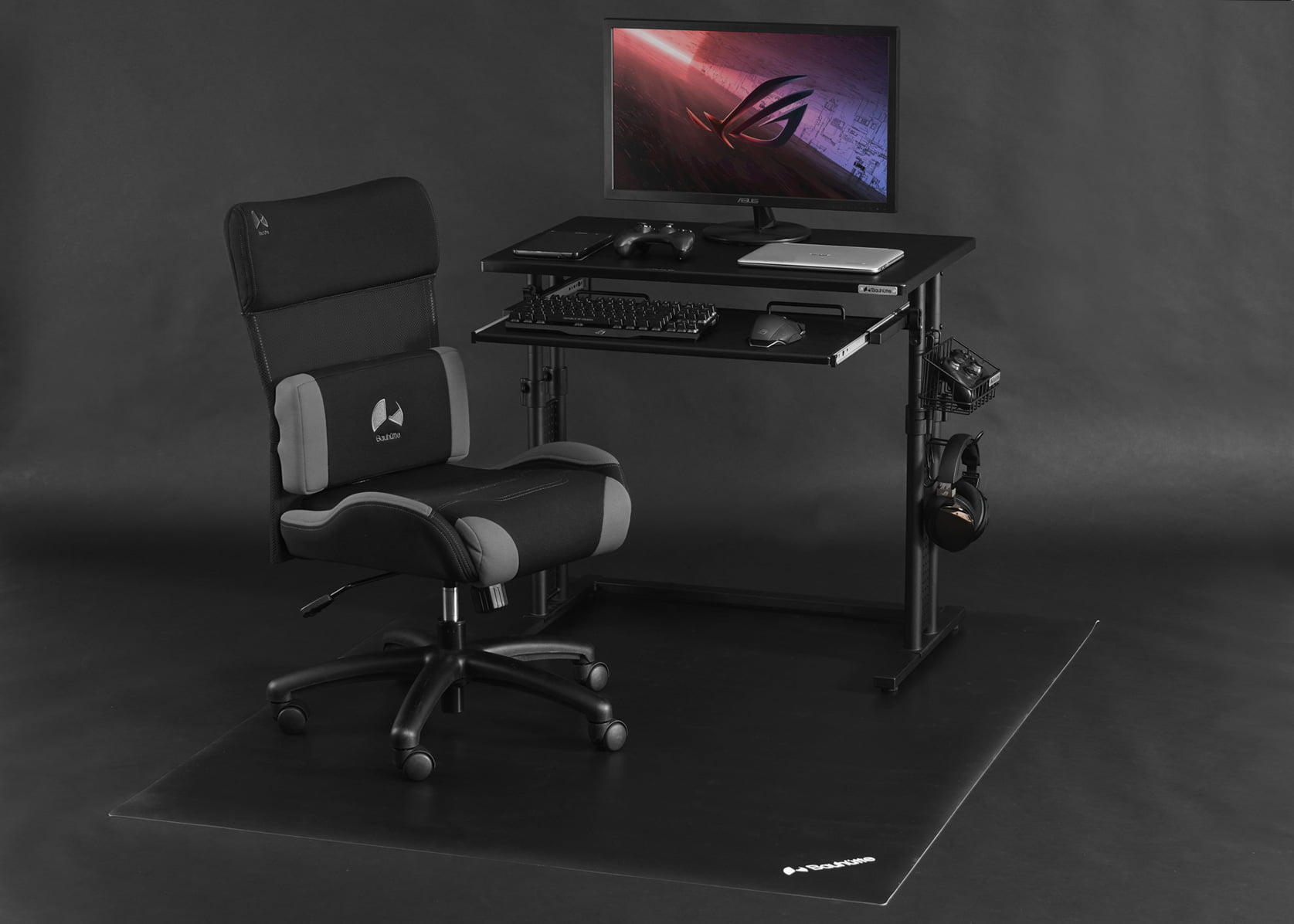 Gaming Desk BHD-800CM / 1000M / 1200M gallery