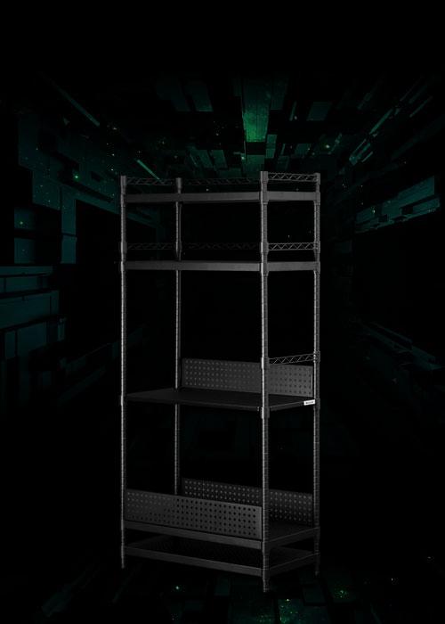 Desk Side Rack BHS-600SM / 700SM