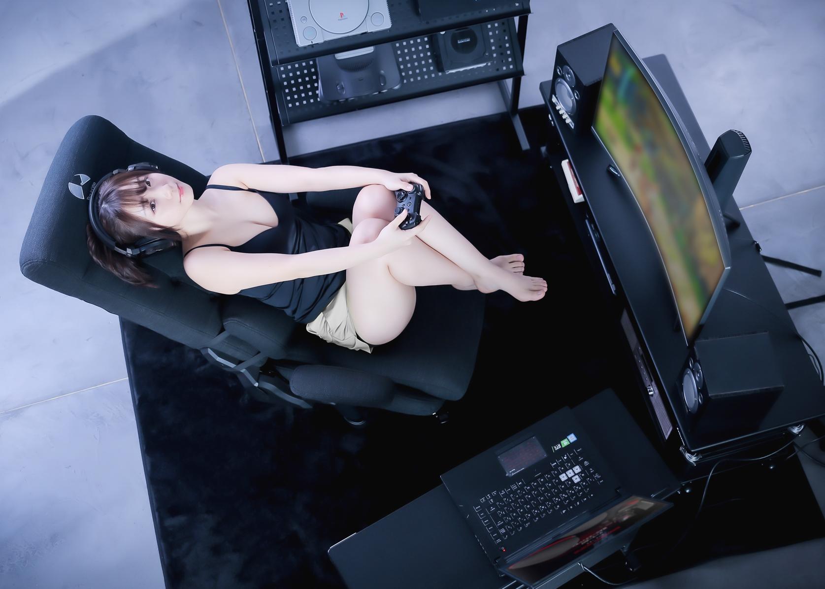 Gaming Floor Sofa Chair GX-350 gallery