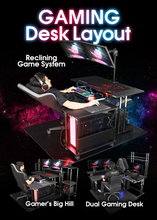 Desk Rack BHS-1000 / 1200HN