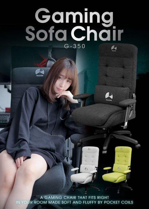 Gaming Chair[Pro series] RS-950RR
